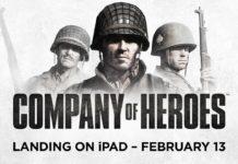 Company of Heroes, la Seconda Guerra mondiale approda su iPad