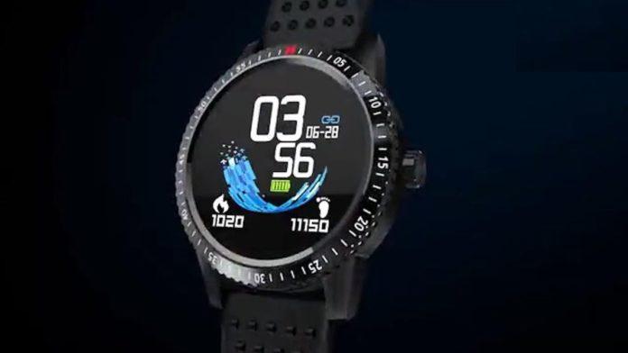 Alfawise T1S, lo sportwatch con pressione sanguigna e cardiofrequenzimetro in sconto flash a 18,55 euro