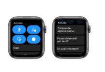 Come personalizzare le risposte automatiche per i messaggi da Apple Watch