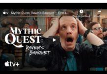 Mythic Quest , disponibile il video del dietro le quinte dello show di Apple TV+