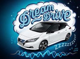 Nissan, ninnanna per la LEAF per aiutare i genitori ad addormentare i bambini