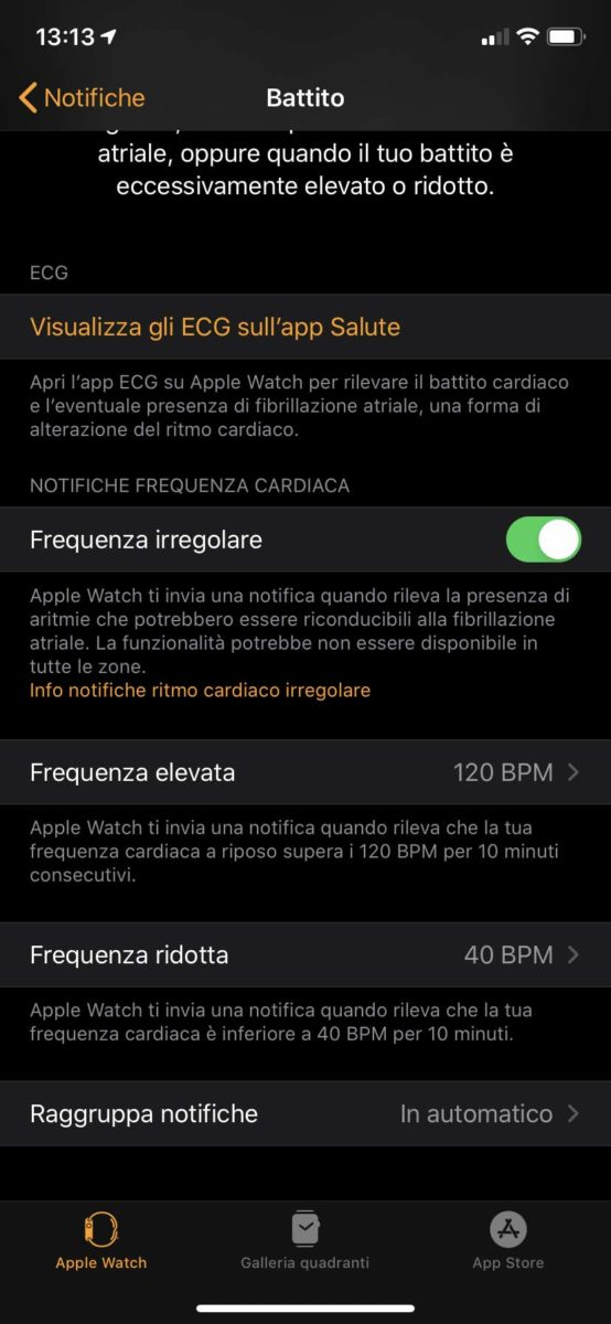 Apple Watch ha permesso ad un teenager di individuare un raro disturbo al cuore