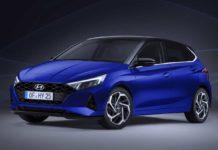 Prima immagine degli interni della nuova Hyundai i20