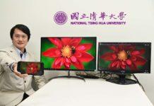 Dall'Università di Taiwan un nuovo materiale per i display