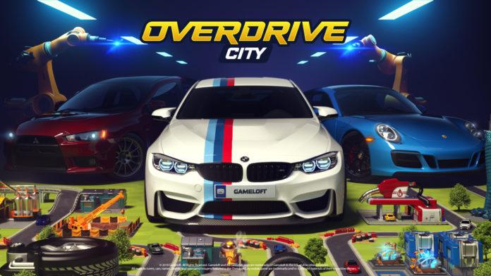 Overdrive City è il nuovo gioco per appassionati di auto su iPhone e Android