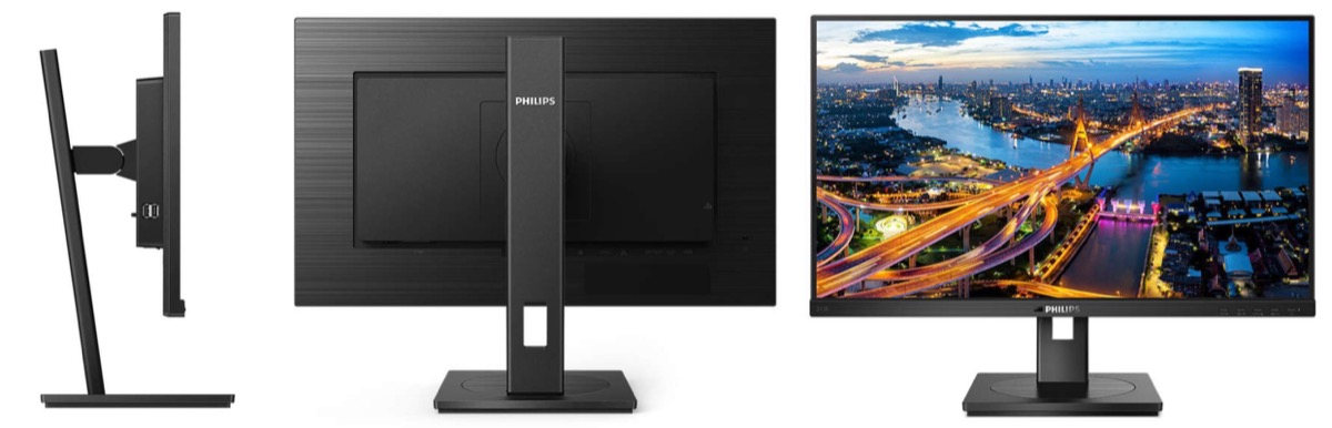 Monitor Philips 243B1, produttività e comfort in un design ecosostenibile