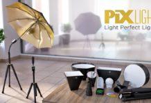PiXLIGHT, il sistema flash ultra-portatile per fotocamere DSLR