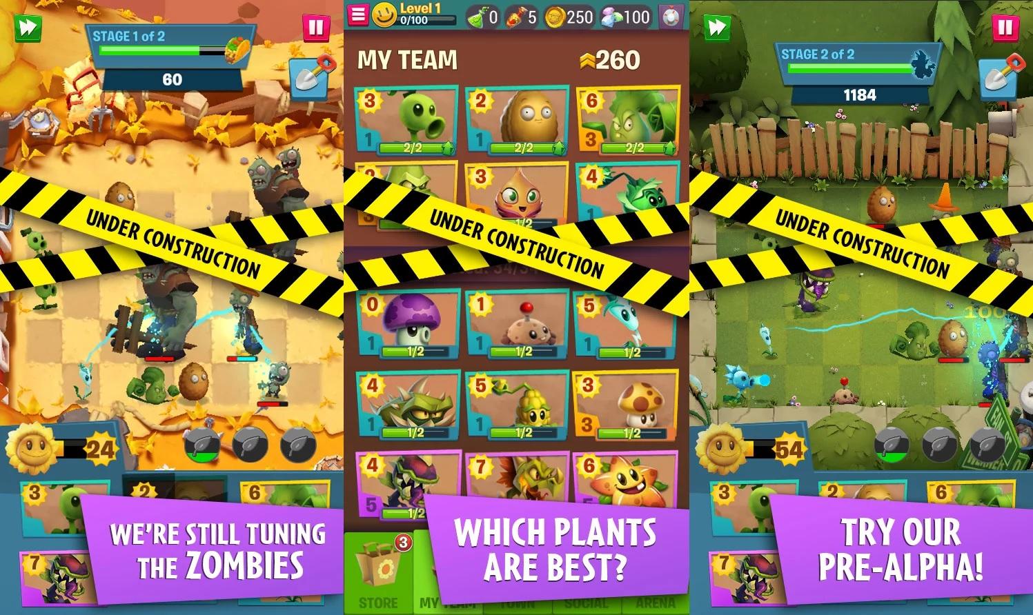 Piante contro Zombie 3 disponibile per iPhone, iPad e Android, ma non in Italia