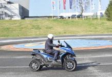 I veicoli elettrici a tre e quattro ruote Qooder sotto la lente di Poste Italiane