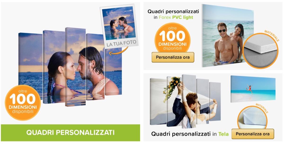 Come ottenere le cover per smartphone e i quadri su tela personalizzati con Amazon