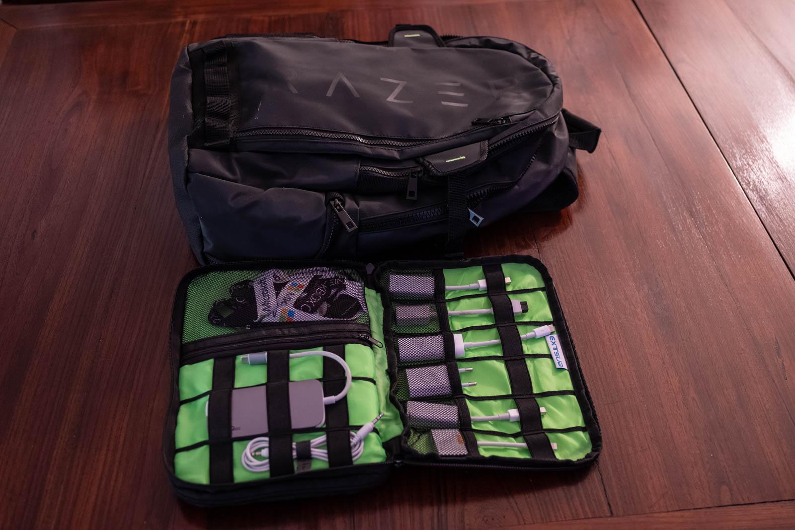 Recensione Razer Rogue 15.6 Backpack V2, lo zaino di tendenza per gamer (e non)