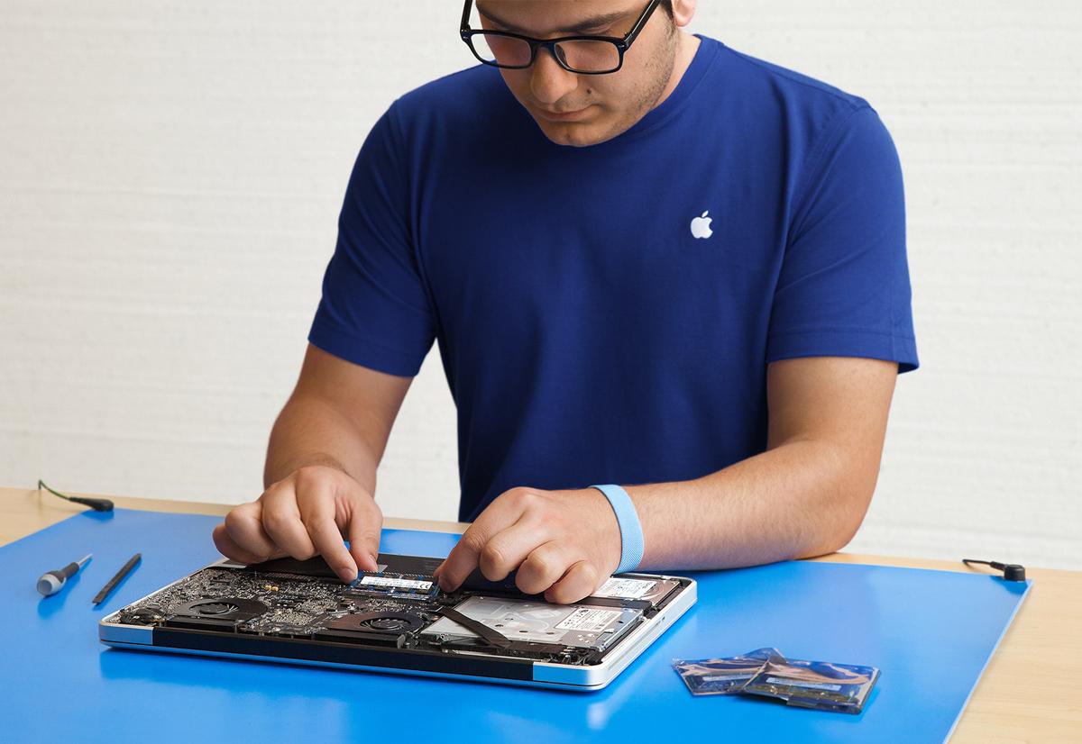 In alcune città USA, Apple offre la riparazione onsite