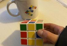 Cube AR risolve il cubo di Rubik sull'iPhone con la Realtà Aumentata