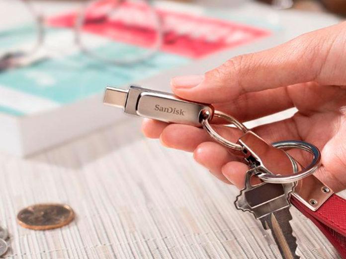 Recensione SanDisk Ultra Dual Drive Luxe USB-C, tutto lo spazio che vi serve nell'unghia di un dito