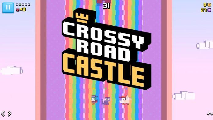 Crossy Road Castle è l'ultimo gioco disponibile su Apple Arcade