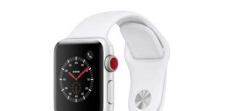 Sconto boom da 126 euro su Apple Watch 3 GPS+Cellular: lo pagate solo 242,90€