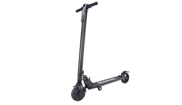 Super offerta: solo 276 euro per lo scooter elettrico pieghevole Scooway