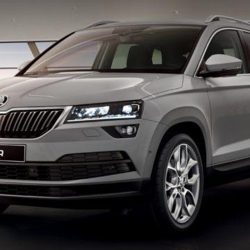 Si chiamerà ENYAQ il primo SUV elettrico Skoda