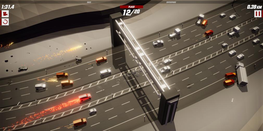 Speed Demons è il primo gioco Apple Arcade a ricevere un mega aggiornamento