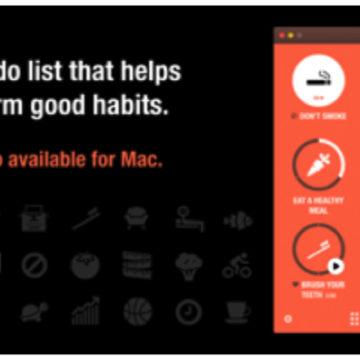 L'app Streaks fornisce buoni consigli anche sul Mac