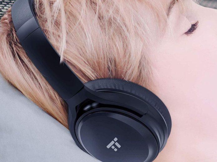 TaoTronics BH22, cuffie con cancellazione attiva del rumore in offerta a 39,19 euro