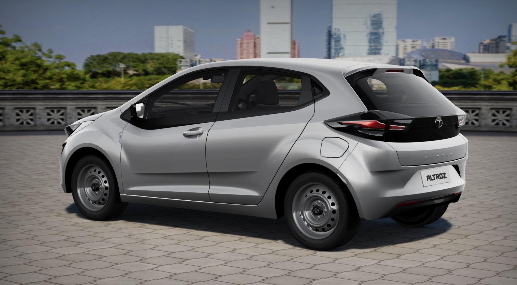 L Auto Elettrica A 15 000 Euro Da Tata Motors Altroz EV