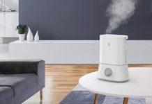 Umidificatore ad ultrasuoni e diffusore di profumi a 32,79 euro spedito