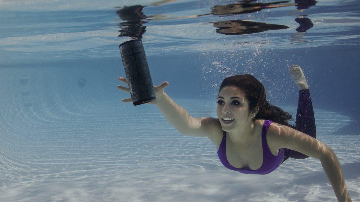 UE BOOM 3, lo speaker Bluetooth che nuota: solo oggi a 79,99 euro