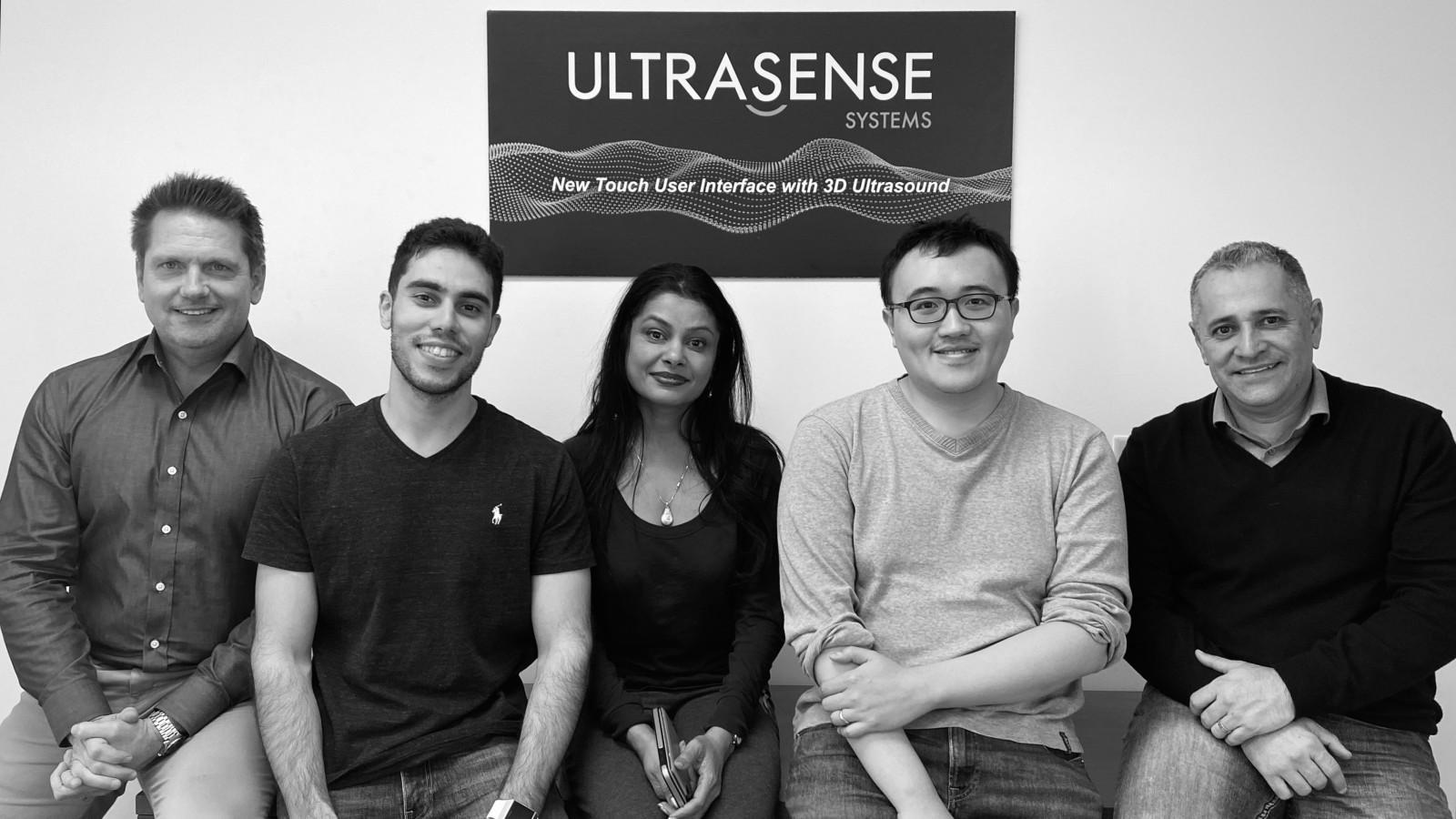 Bosch, 20 milioni di dollari a UltraSense Systems, startup che realizza sensori a ultrasuoni 3D
