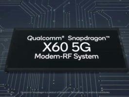 Qualcomm ha annunciato il modem-RF 5G Snapdragon X60
