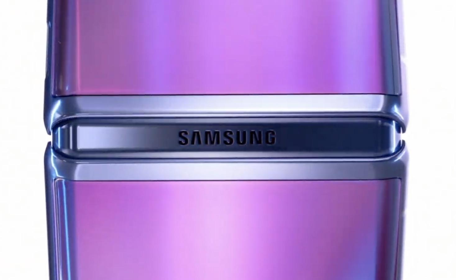Ecco il Samsung Galaxy Z Flip: il pieghevole che sta in una mano