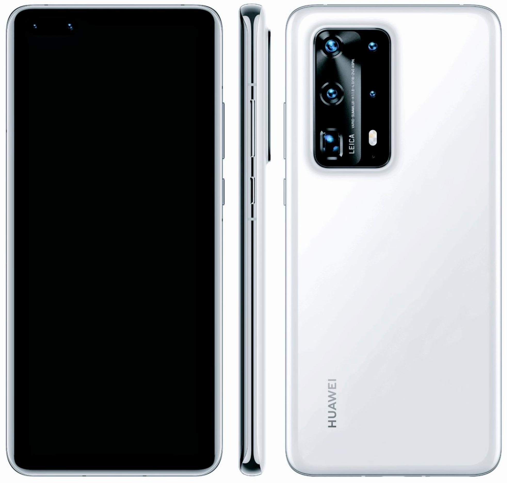 Huawei P40 sarà presentato in streaming il 26 marzo, focus sulle fotocamere