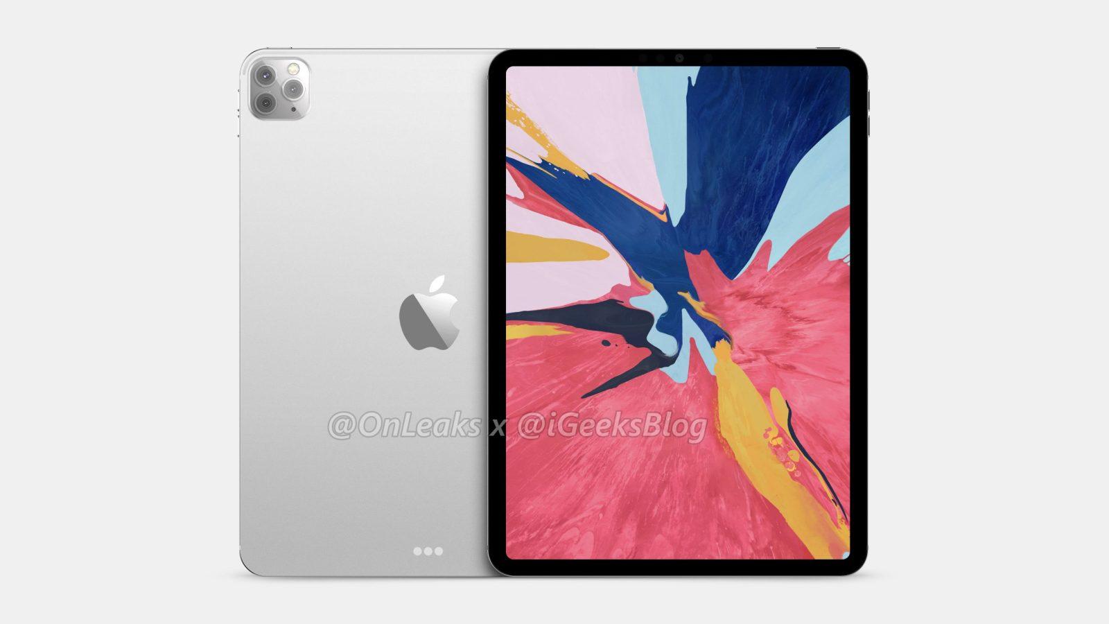 Tutto su iPad Pro 2020