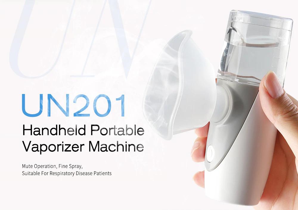 UN201, la macchina per l'aerosol portatile in offerta a 17,19 euro