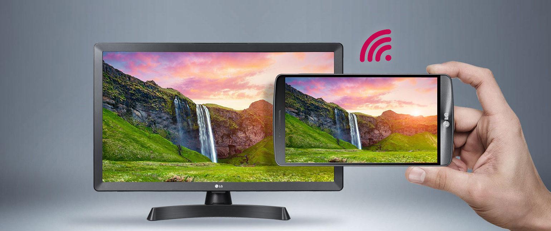 Monitor TV LG TL510S da 24 e 28 pollici, caratteristiche e prezzi Amazon