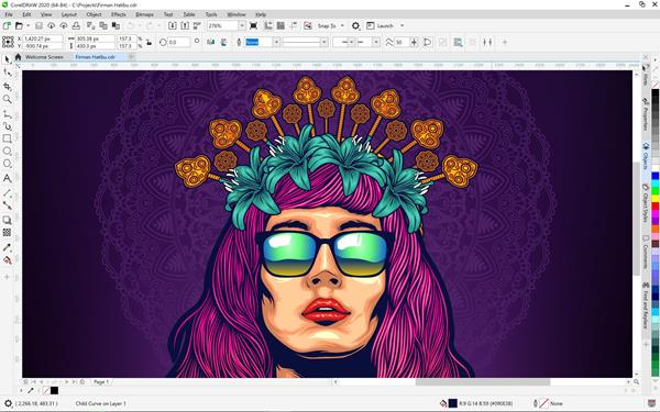 Disponibile CorelDRAW Graphics Suite 2020 per Mac