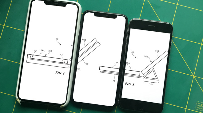 L'iPhone pieghevole potrebbe non aver bisogno di cerniera sotto schermo