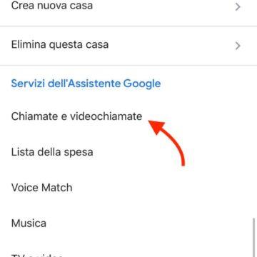 Come fare chiamate e videochiamate con Google Home e Nest Hub