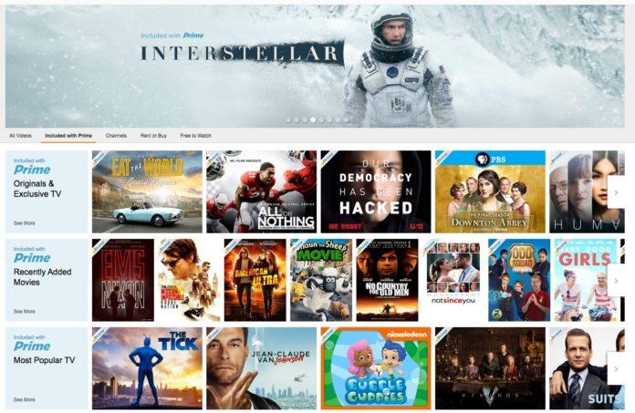 Amazon Prime Video introduce i profili utente in stile Netflix