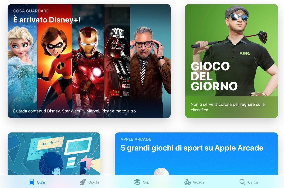 app store 20 nazioni