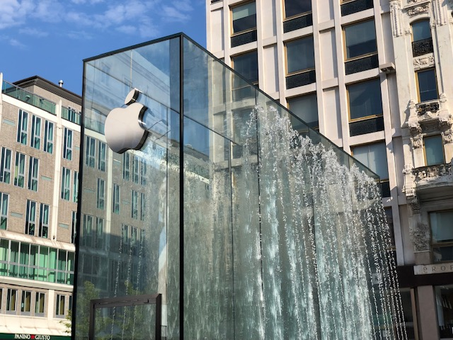 Coronavirus, Apple ha «Occhio attento sull'Italia»