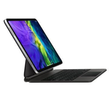Apple Magic Keyboard con Trackpad funziona con gli iPad Pro 2018
