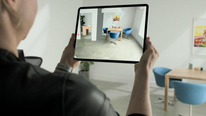 Sviluppatori, i vantaggi di ARKit 3.5 con il sensore LiDAR del nuovo iPad Pro 2020
