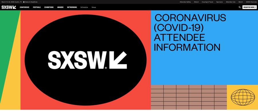 Apple salta SXSW e il debutto dei contenuti Apple TV+ per coronavirus