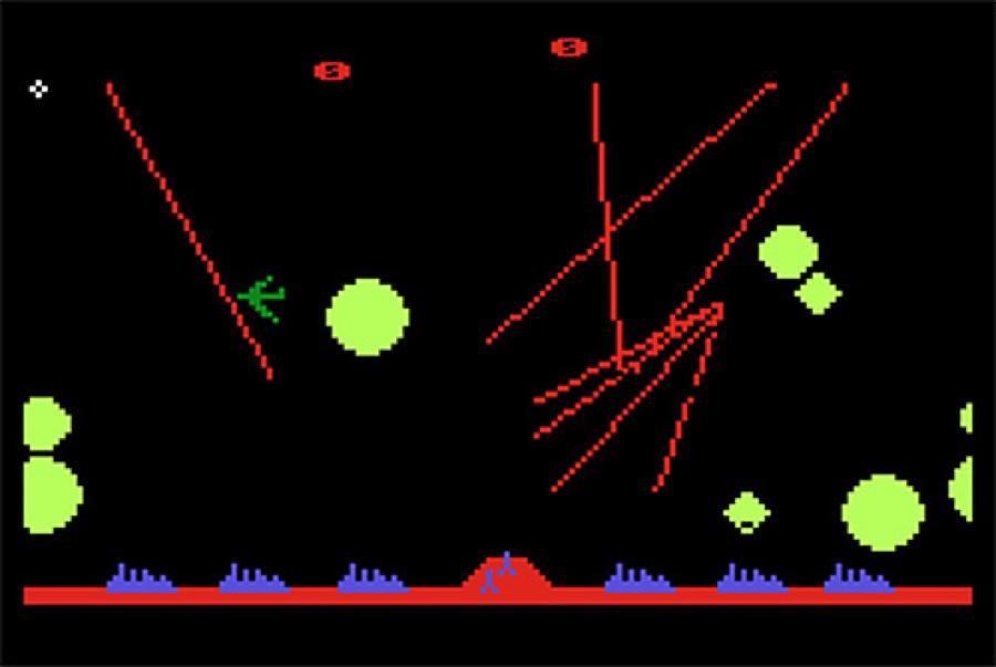Atari originale 1980