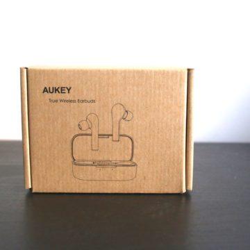"""Recensione Aukey EP-T21, gli """"AirPods"""" neri con gommini in-ear"""