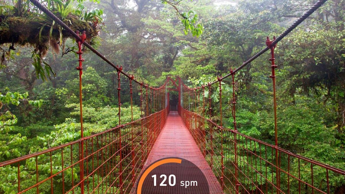 L'app fitness BitGym gratis per coronavirus, per correre virtualmente nella natura
