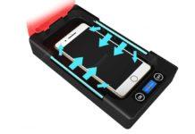 Sterilizza il tuo smartphone con questo accessorio in offerta a 28 euro