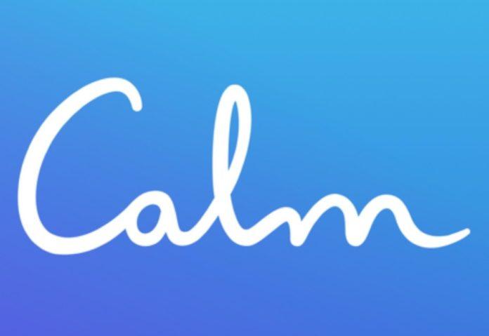 Calm, l'app per dormire bene, meditare e rilassarsi