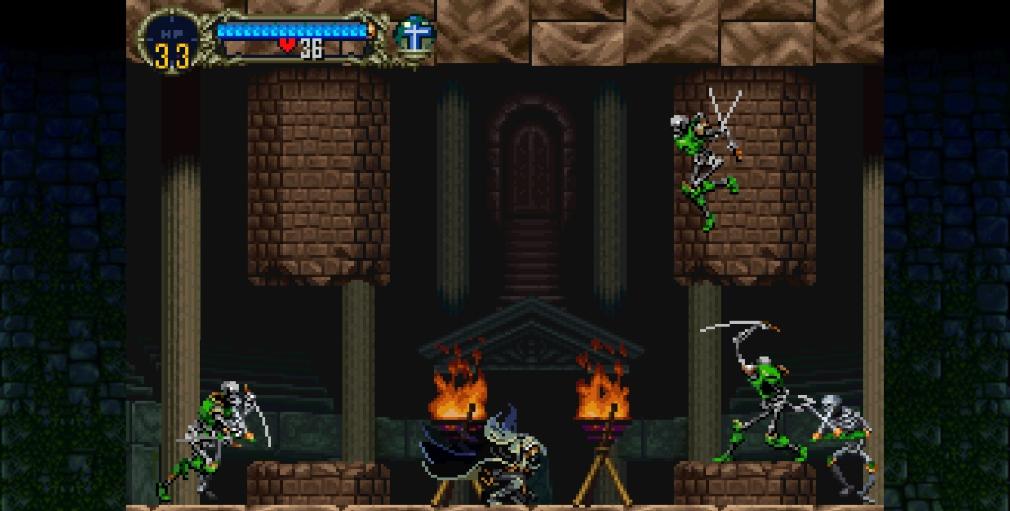 Il classico per Playstation 1 Castlevania: Symphony of the Night è ora su iOS e Android